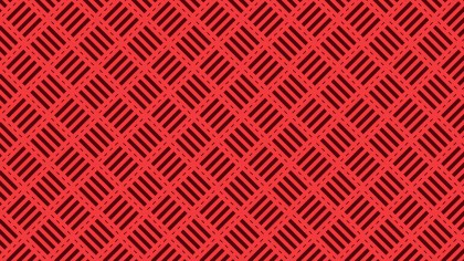 Red Seamless Stripes Background Pattern Image