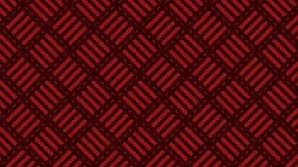 Dark Red Seamless Stripes Pattern Background