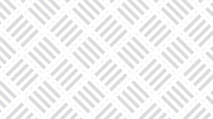 White Seamless Stripes Pattern