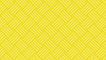 Yellow Seamless Stripes Pattern Vector Art