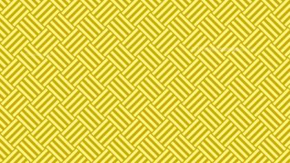 Yellow Stripes Background Pattern