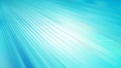 Turquoise Diagonal Lines Background