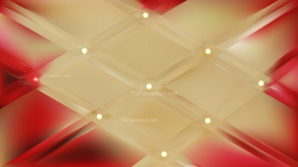 Beige and Red Background