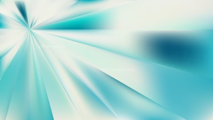 Beige and Turquoise Abstract Background Illustration