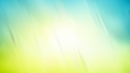 Abstract Blue and Green Background Vector Graphic