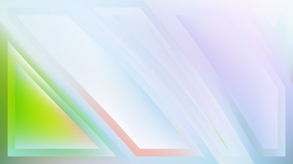 Abstract Light Color Background Vector