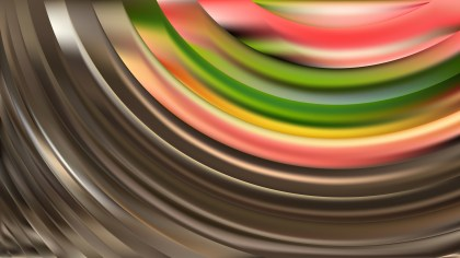 Abstract Dark Color Curve Background Graphic