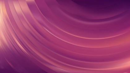 Purple Abstract Wave Background Vector