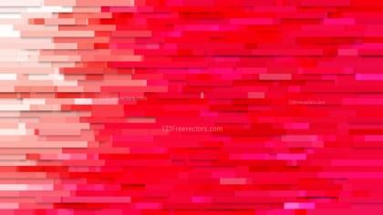 Red Horizontal Lines Background Illustrator