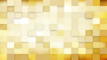 Light Brown Square Mosaic Background