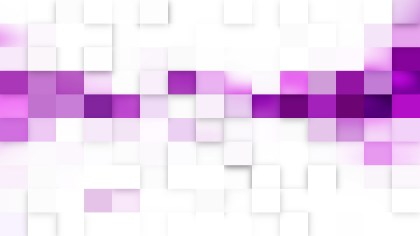 Abstract Light Purple Square Mosaic Tile Background