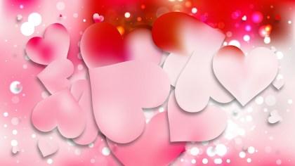 Light Pink Romance Background