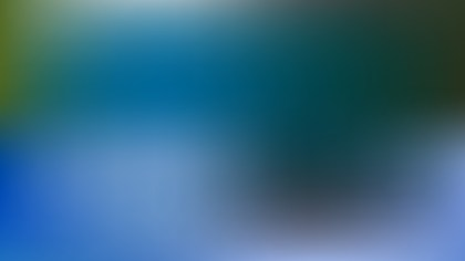 Blue and Green Business PPT Background