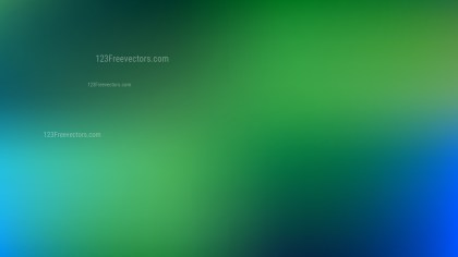 Blue and Green Blank background Vector Art