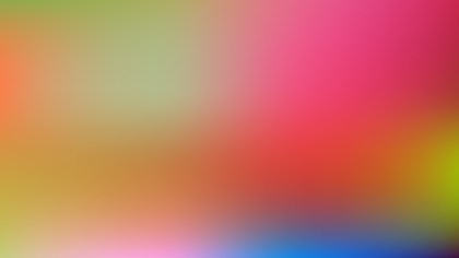 Colorful Business PowerPoint Background Vector
