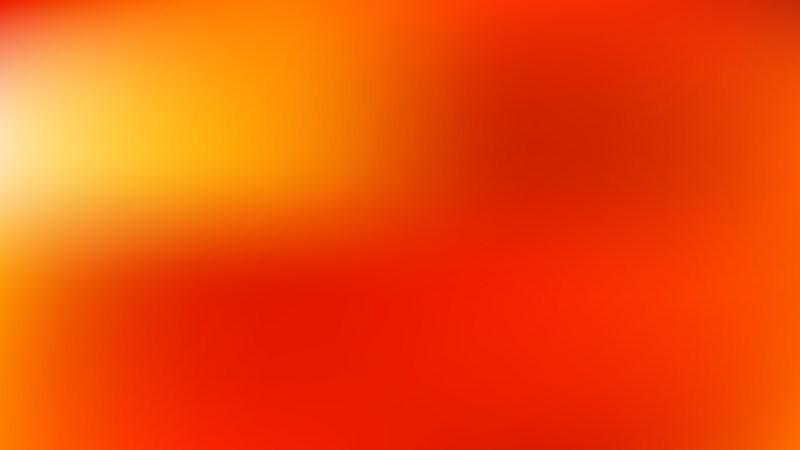 Red and Orange PowerPoint Slide Background