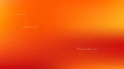 Red and Orange PowerPoint Presentation Background Design