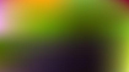 Dark Color Photo Blurred Background