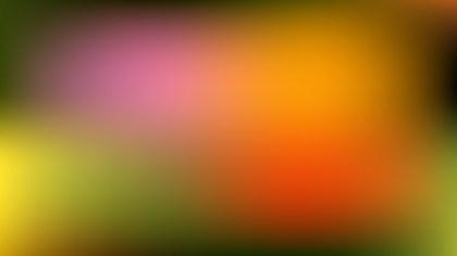 Dark Color Gaussian Blur Background