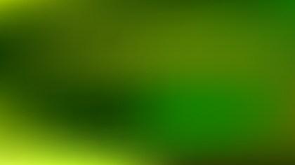 Dark Green Presentation Background