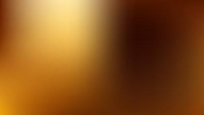 Dark Orange Business PowerPoint Background Illustrator