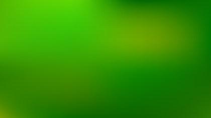 Green Blank background