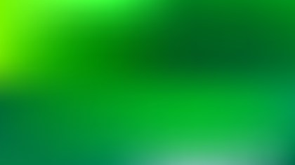 Green Presentation Background