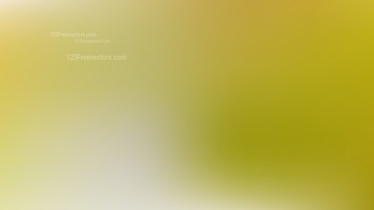 Green and Yellow PPT Background Vector Image
