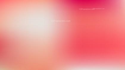 Light Pink Blurry Background Image
