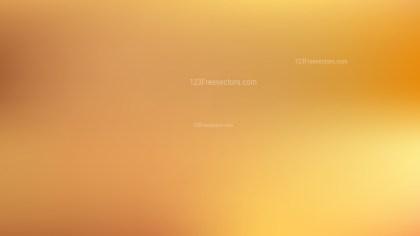Orange Blur Photo Wallpaper Vector