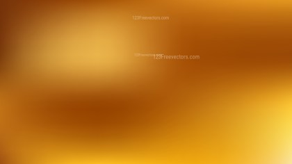 Orange Blur Background Illustrator