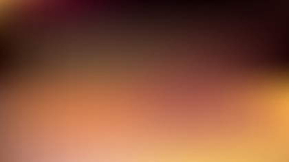 Orange and Black Blurry Background Vector Image