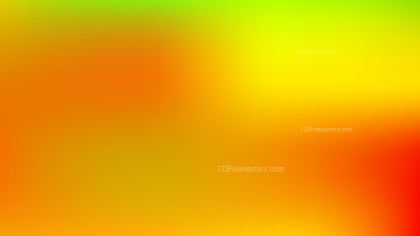 Orange and Green Simple Background Vector