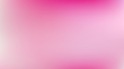 Pink and White Blur Background