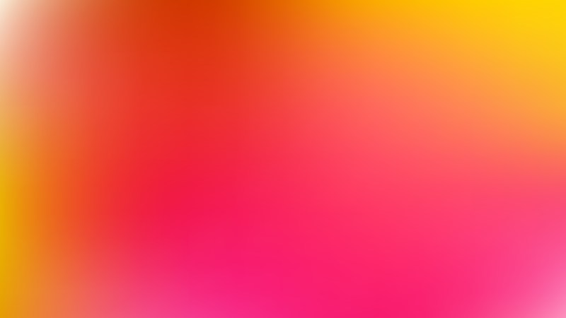 Pink and Yellow Corporate PowerPoint Background Image
