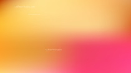 Pink and Yellow Presentation Background
