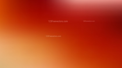 Red and Orange Corporate PPT Background