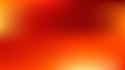 Red and Orange Simple Background Graphic
