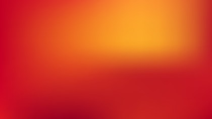 Red and Yellow Blank background