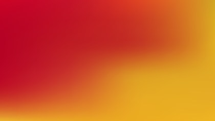 Red and Yellow PowerPoint Background Vector Graphic