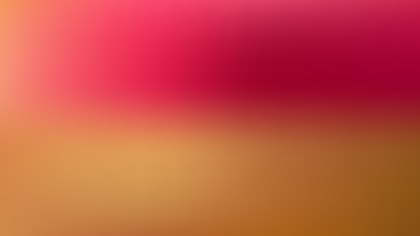 Red and Yellow Blurred Background Vector Art