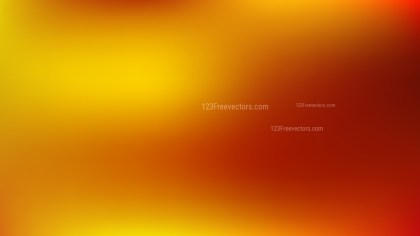 Red and Yellow PPT Background Vector Image