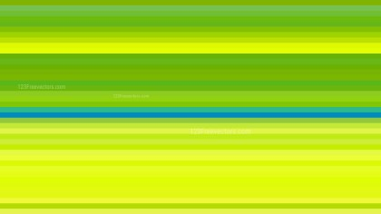 Blue and Green Horizontal Stripes Background