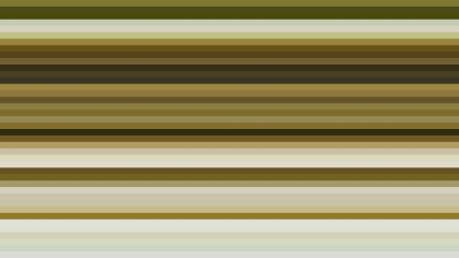 Green Horizontal Stripes Background Vector Graphic