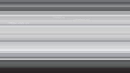 Grey Horizontal Stripes Background Vector Art