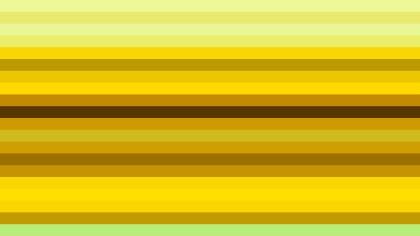 Orange and Yellow Horizontal Striped Background Design