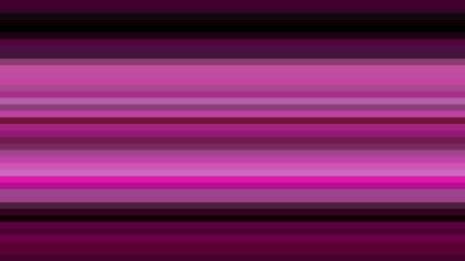 Purple and Black Horizontal Stripes Background