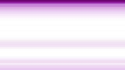 Purple and White Horizontal Stripes Background Design