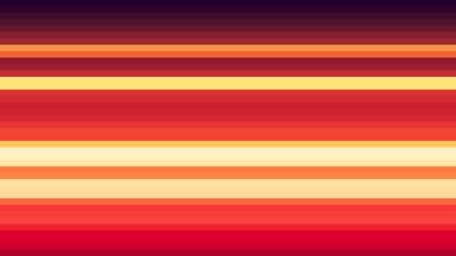 Red and Orange Horizontal Stripes Background