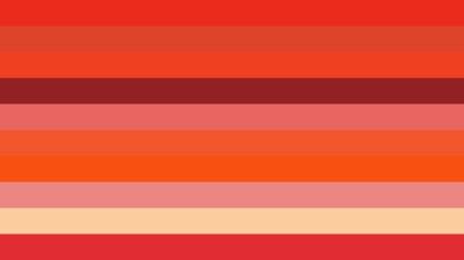 Red and Orange Stripes Background Illustrator
